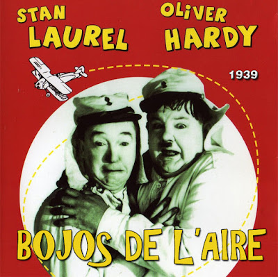 Bojos de l'aire (Laurel & Hardy)