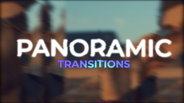 Panoramic Transitions - Premiere Pro Presets | Motionarray 212391