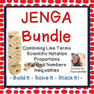 Jenga Bundle $7.00 or $1.50 per edition