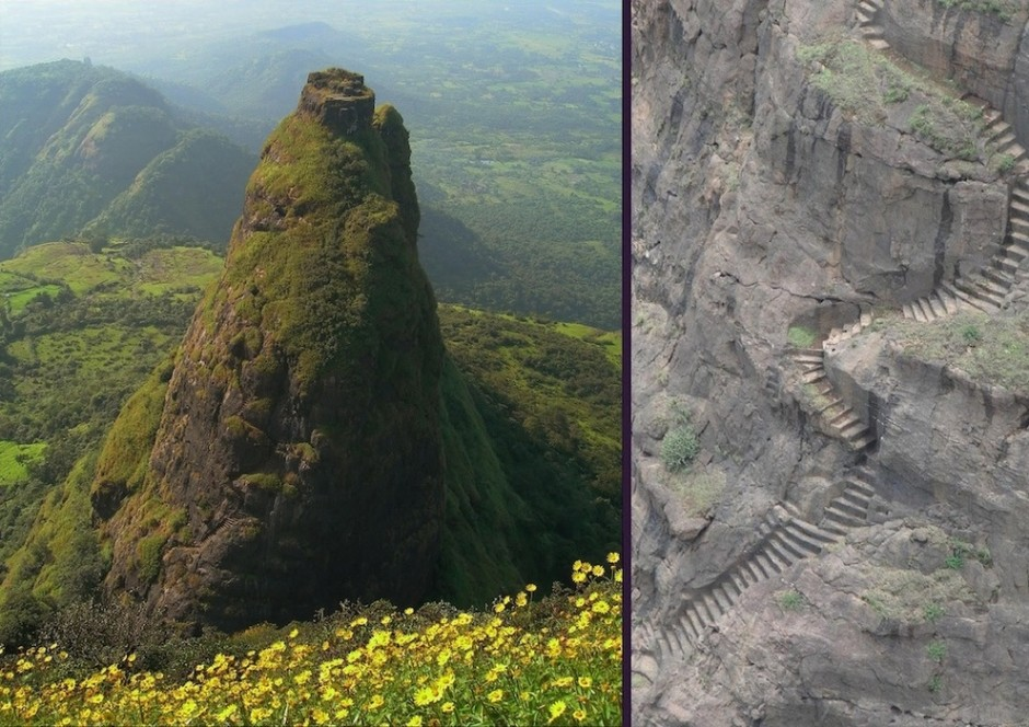 Kalavantin Durg near Panvel, India - 30 Abandoned Places that Look Truly Beautiful