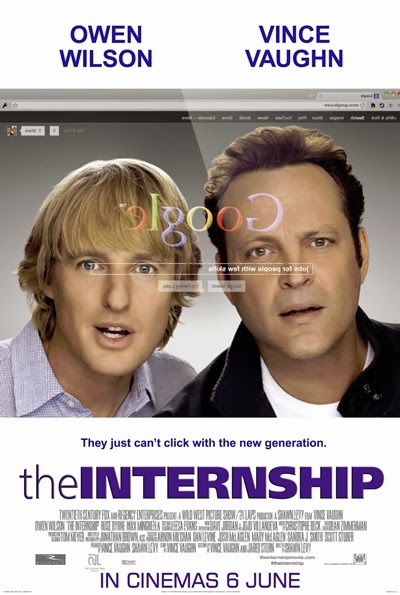 The Internship DVDRip Latino