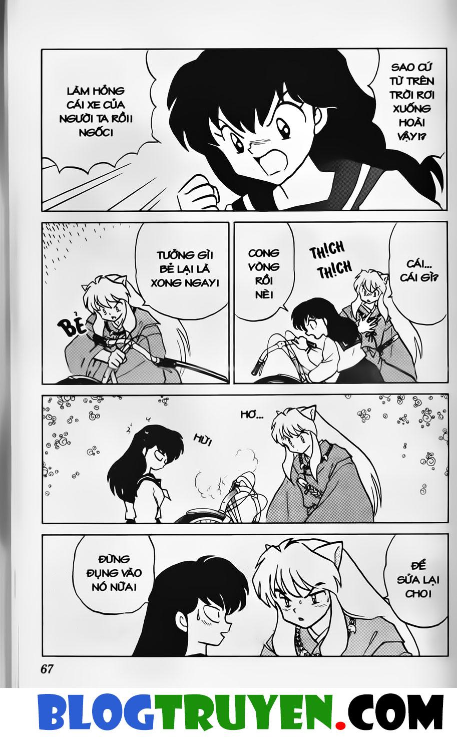 Inuyasha vol 34.4 trang 10