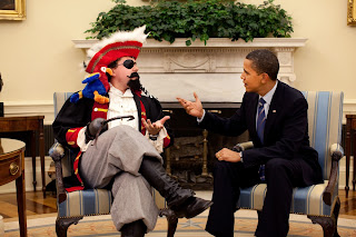 The Pirate and the President