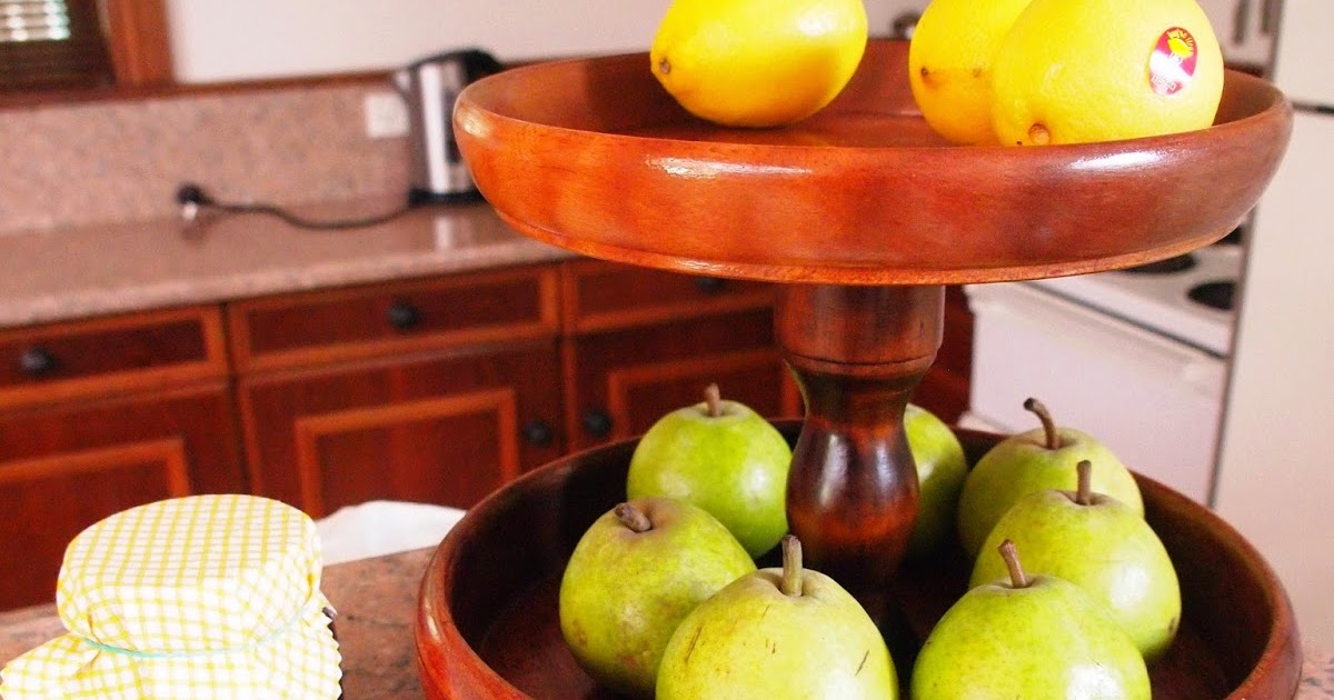 THE THRIFTY CHALLENGE: Ideas file- a homemade fruit bowl ...