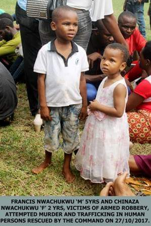 Photos: How woman plotted the murder of her cousin in Imo State, kidnapped her two children and sold them for N1m