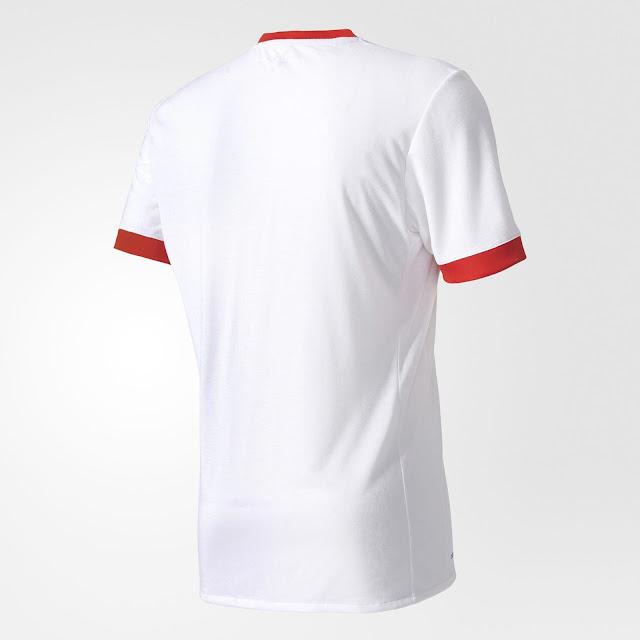 Russia 2017 pre match jersey