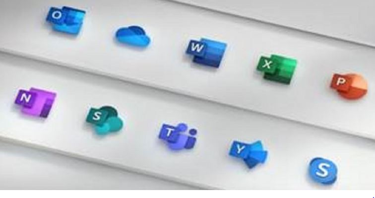 Microsoft Designs New Icons