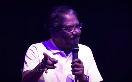 Pandey is after TRP and controversies!'| Bharathiraja Lashes