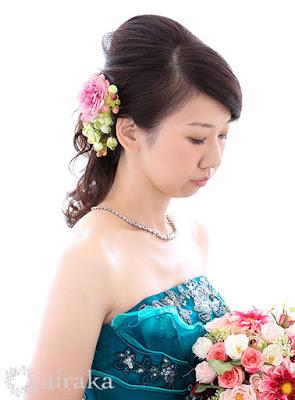 お客様からのお写真/M.H様(後撮り)-ウェディングヘッドドレス&花髪飾りairaka