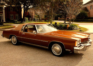 1974 Oldsmobile Toronado Landau Right Side Picture
