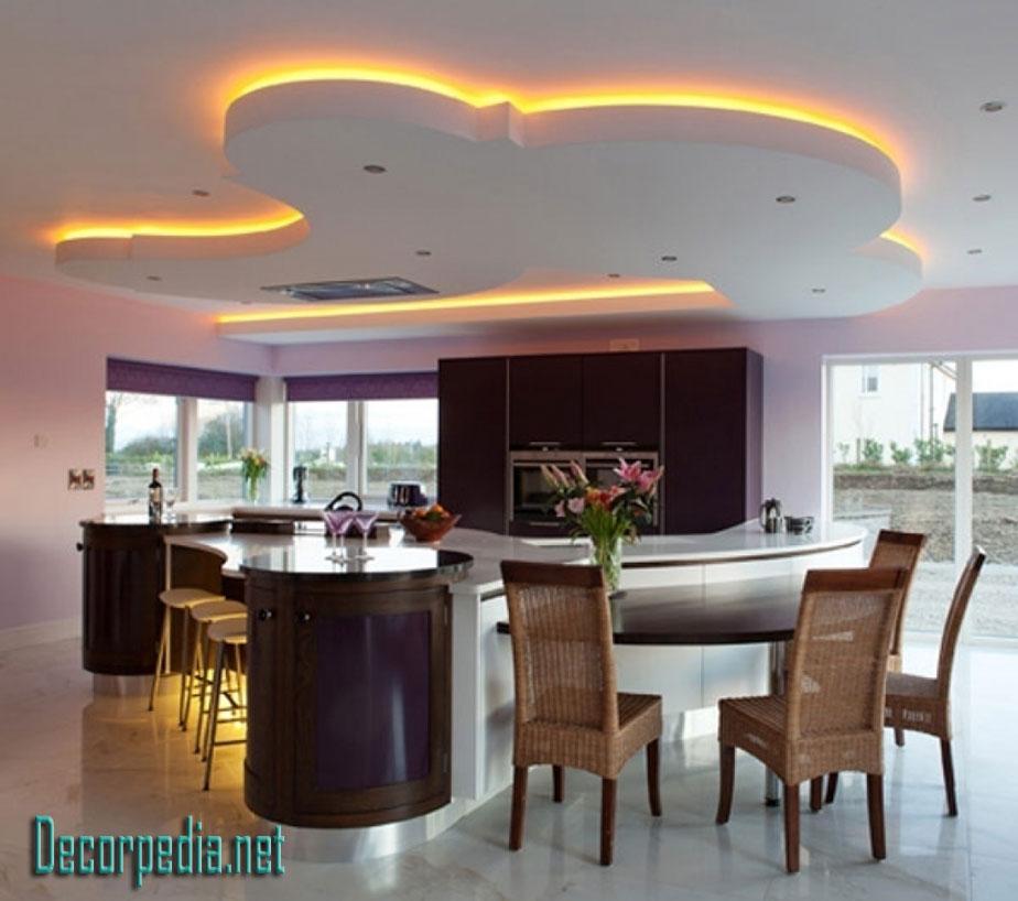 Latest Kitchen Pop Design And False Ceiling Designs Catalogue 2019