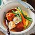Poached Chicken Involtini Eith Tomato, Bocconcini And Sage Recipe