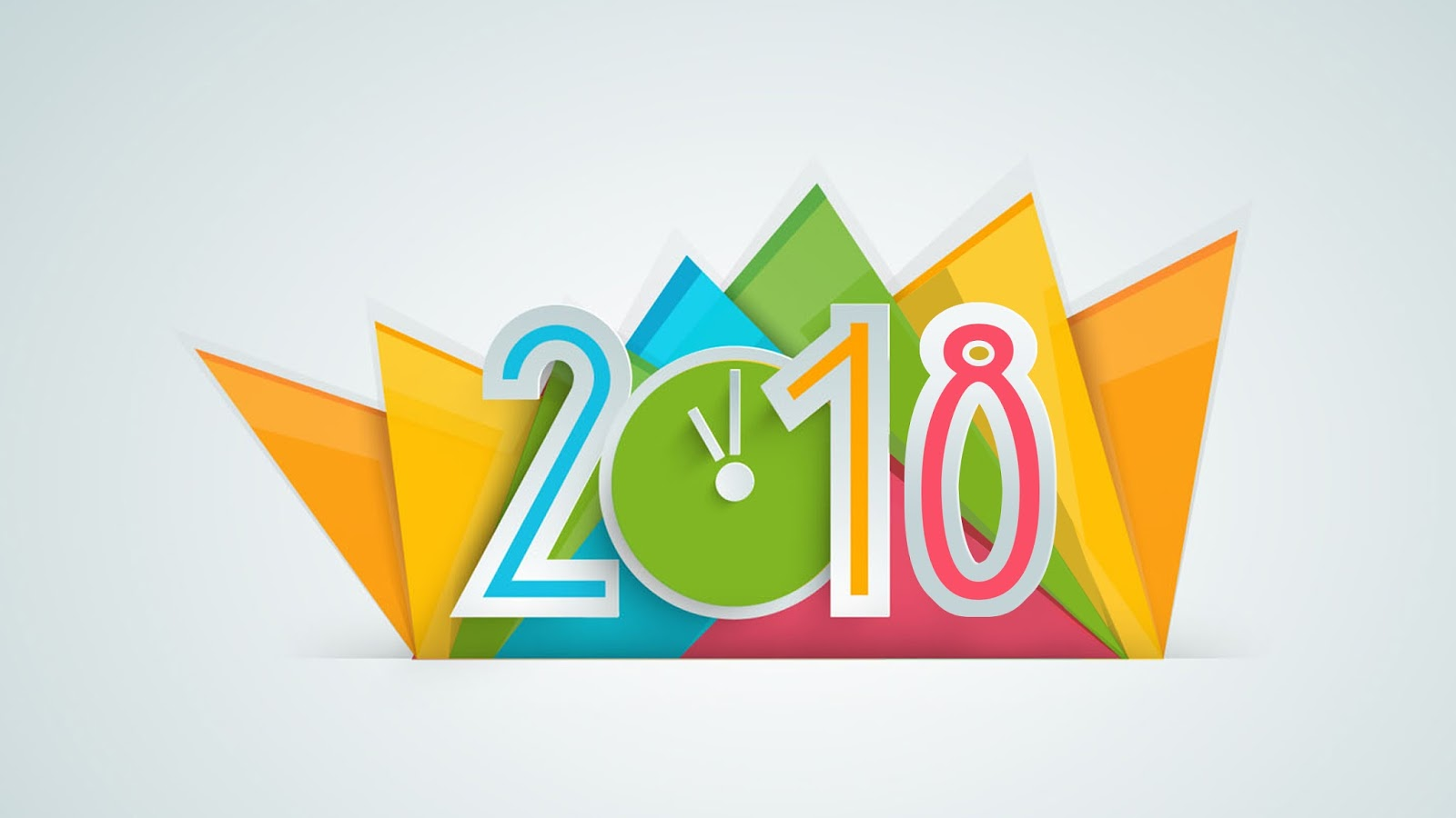 2018 happy new year wallpapers