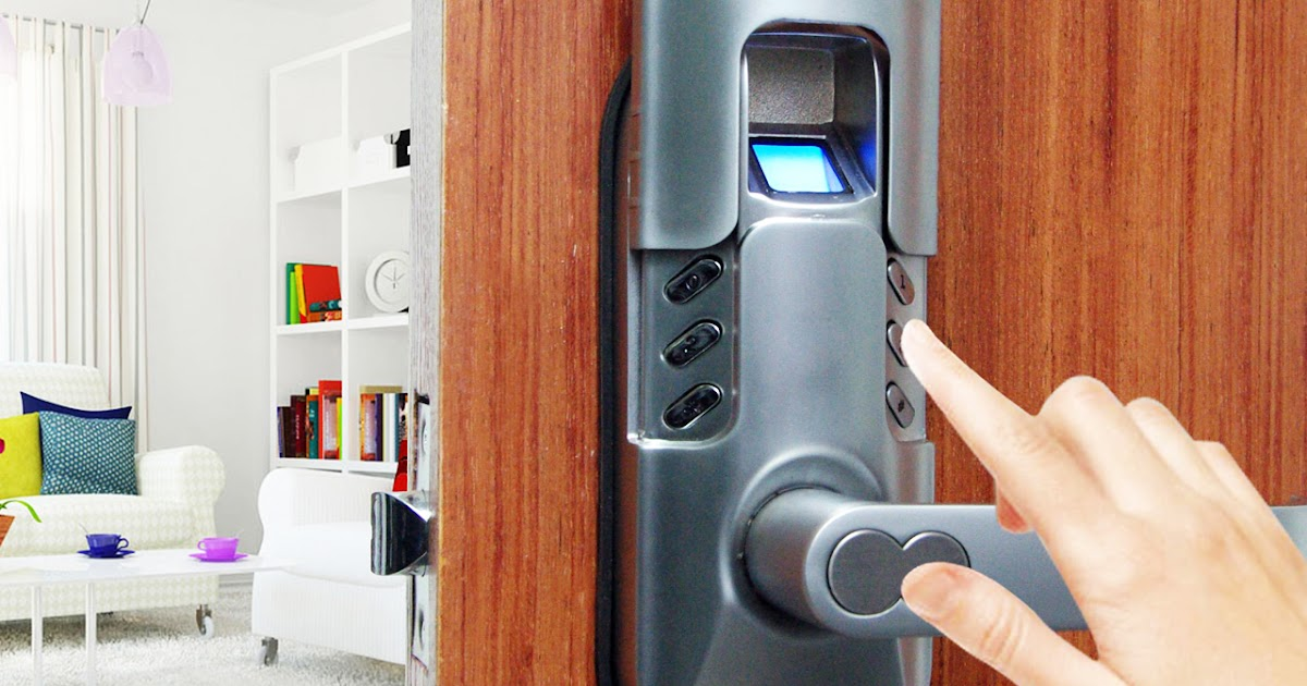 Biometric Lock Innovation Discovery