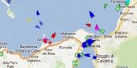 Controllare il tragitto di navi, traghetti e crociere in tempo reale