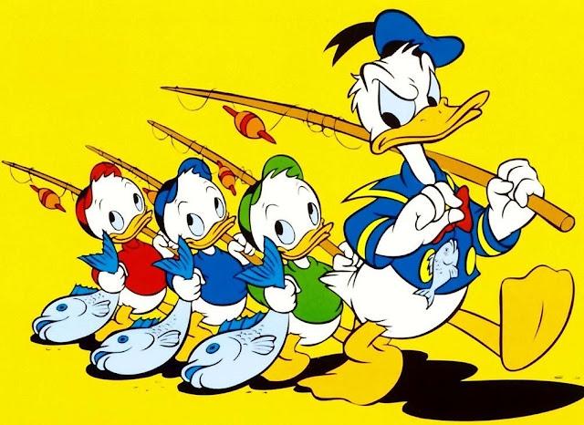 La familia Donald o la obsesión capitalista, un ensayo de Ludovico Silva