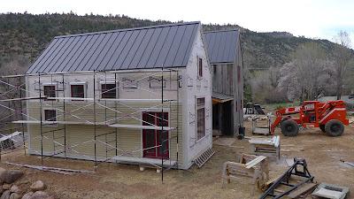 Designhouselove Progress Report Fiber Cement Siding