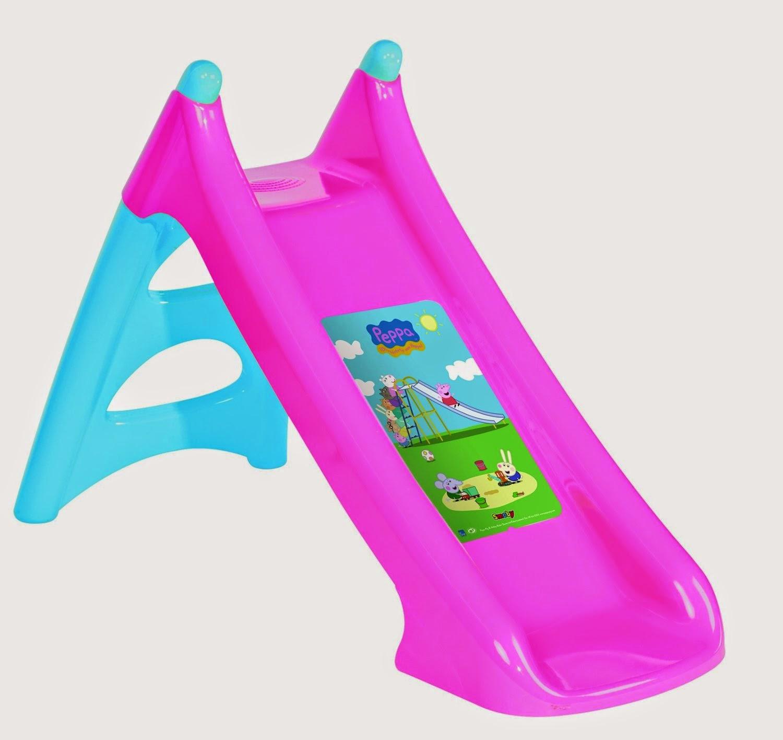 Scivolo Peppa Pig Smoby giocattoli da esterno prezzo caratteristiche