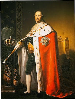 Frederick I of Württemberg by Johann Baptist Seele
