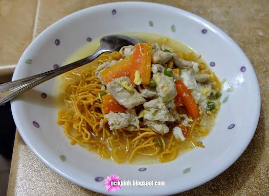 Resepi Yee Mee Kantonis