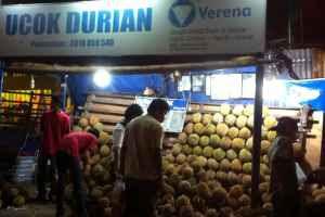 Kuliner Indonesia - Durian Ucok