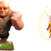 Strategi Giant Healer TH 7