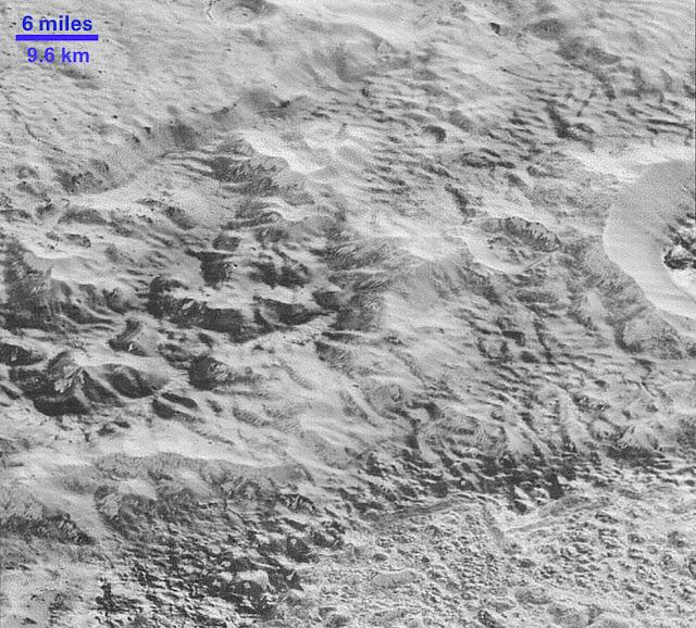 Plutão - melhores imagens 3