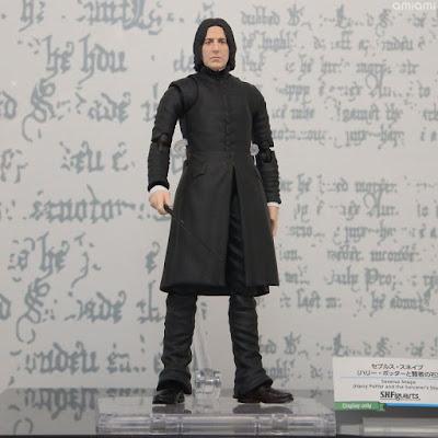 "Severus Snape S.H. Figuarts de ""Harry Potter y la Piedra filosofal"""