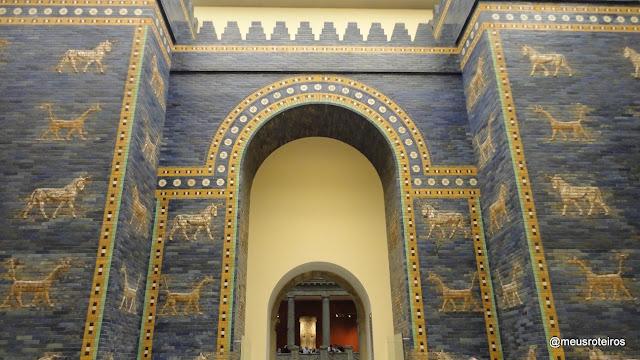 Pergamonmuseum - Ilha dos Museus, Berlim