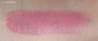 Swatch Kiko Smart Lipstick 927 Intense Rose