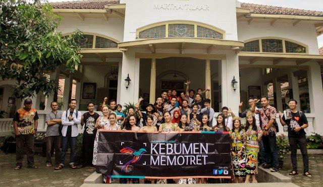 Tiga Tahunnya Kebumen Memotret: Menggabungkan Dua Unsur Kebudayaan