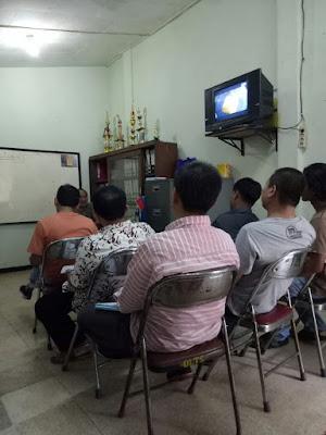 Peserta bimbingan Unar ORARI Lokal Tasikmalaya.