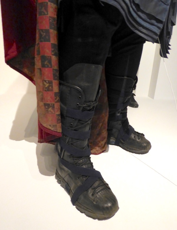 Doctor Strange costume boots