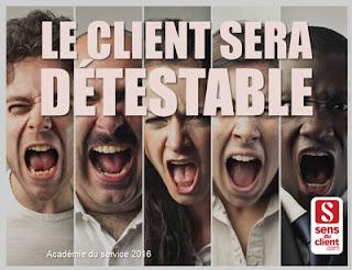 Incivilités, violence de la relation client