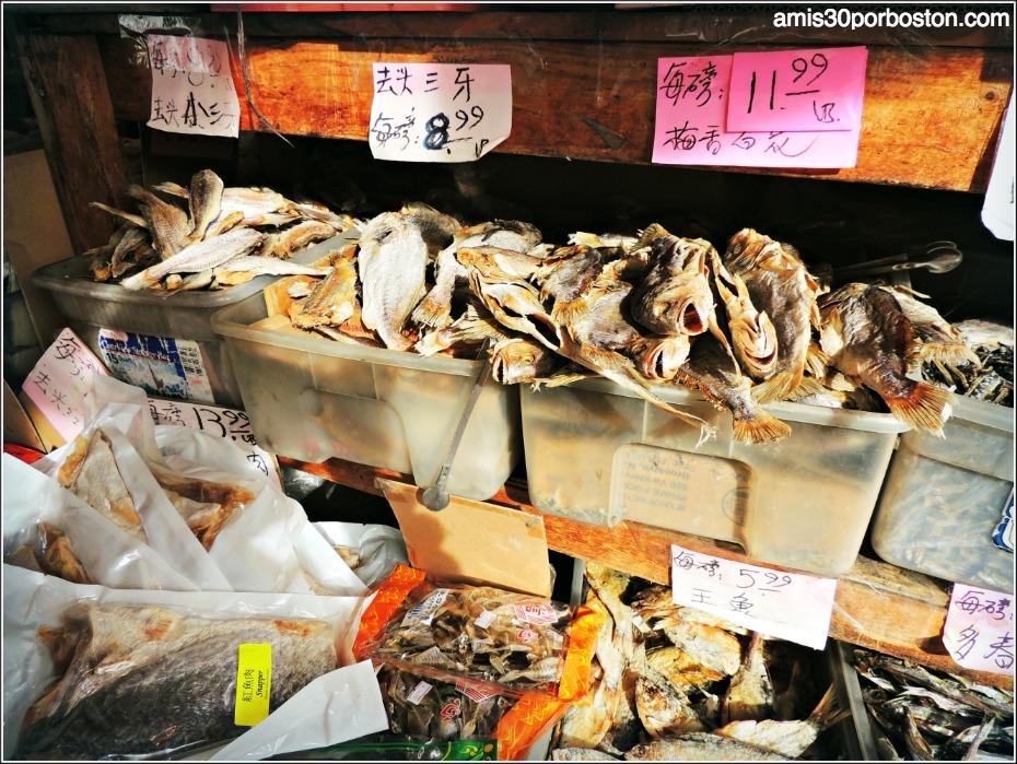Barrios tnicos de san francisco for Pescado chino