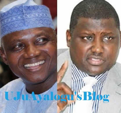 'Ex-president Goodluck Jonathan's loyalists reinstated wanted ex-pension boss Abdulrasheed Maina' – Presidency says