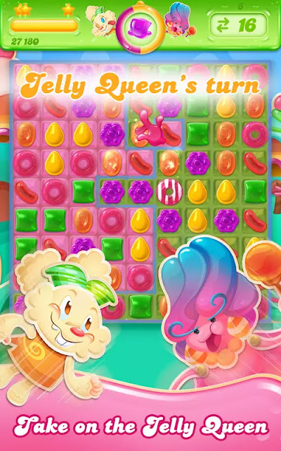 Candy Crush Jelly Saga Apk Download Mod+Hack