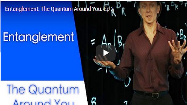The Top Explanation Video of Quantum-Entanglement So Far