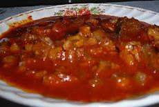 سارابتيل sarapatel اللحم والكبد والقلب والفشة أشهر طبق شعبى فى البرازيل