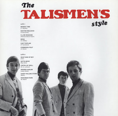 The Talismens - The Talismen's style