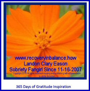 power in gratitude, life-changing gratitude, gratitude in recovery