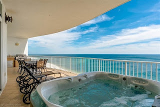 Turquoise Place Resort Condo For Sale Unit C2603 Balcony View Orange Beach Alabama Real Estate