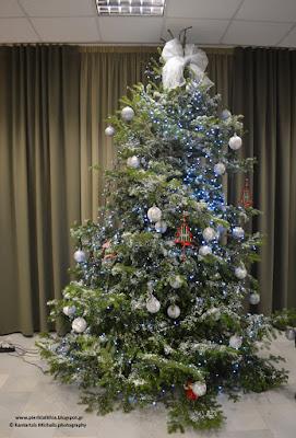 Δημοτικό Συμβούλιο Κατερίνης. Σε Χριστουγεννιάτικους ρυθμούς... (ΒΙΝΤΕΟ)