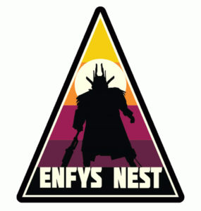 Enfys Nest patch solo movie
