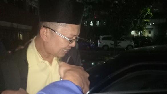 Alfian Tanjung Heran Jaksa Tak Gubris Kesaksian Kivlan Zen dan Yusril