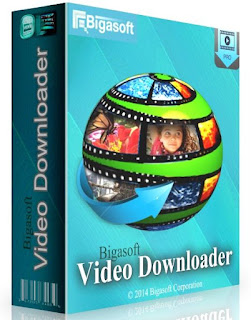 Bigasoft Video Downloader Pro 3.12.8 Keygen Full