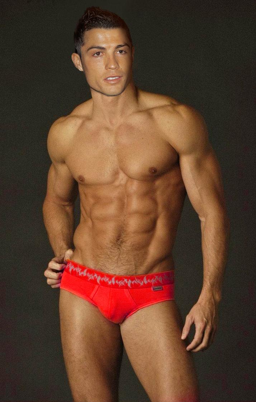 Apologise, cristiano ronaldo nude naked not