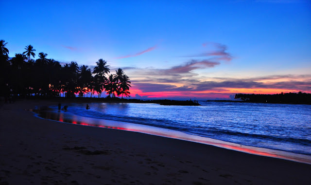 A magical sunset by the beach - Chettuva beach Kerala   Pick, Pack, Go