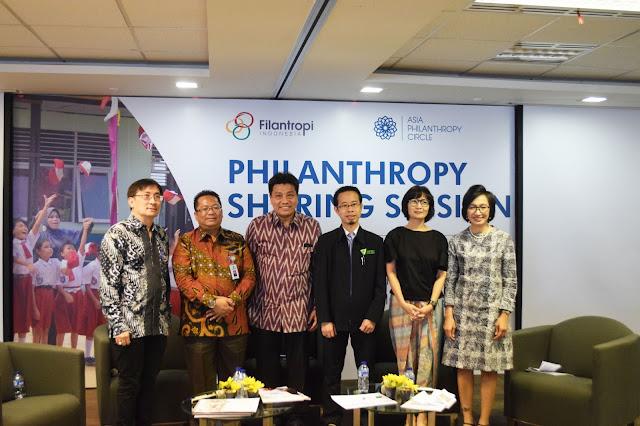 Sinergi Lembaga Filantropi untuk Peningkatan Kualitas Pendidikan Indonesia