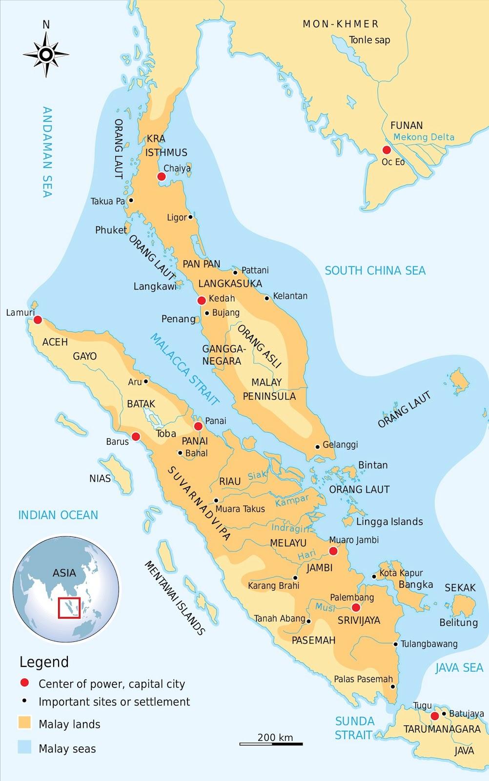 Geografika Nusantara: The Ancient Kingdoms of Sumatra on deep soul, deep love, deep forest, deep nature,